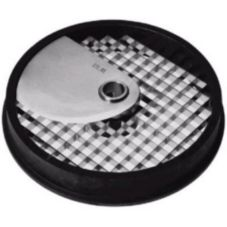 "Piper W14-5 9/16"" Cut Size Cubing Disc For GFP500 Vegetable Cutter"
