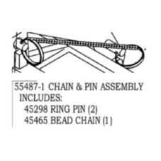 NEMCO 55487-1 Easy LettuceKutter™ Replacement Pin Assembly Chain