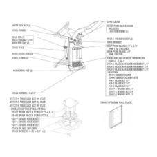 NEMCO 55475-1 Easy FryKutter™ / LettuceKutter™ Arm Lever