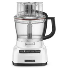 KitchenAid® KFP1333WH 13-Cup Food Processor with Ultra Wide Mouth