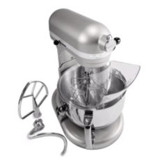 KitchenAid® 600™ Series 6-Quart Nickel Pearl Stand Mixer