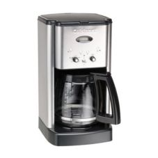 Cuisinart® Black 12 Cup Coffee Maker