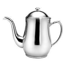 Oneida® 87500671A Jazz S/S 64 oz Long Gooseneck Spout Coffee Pot