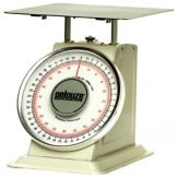 Rubbermaid® FG10B100  HD Dual Read 100 lb Receiving Scale
