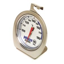 Pelouze® S/S 100-180°F Warming / Proofing Thermometer