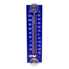 Cooper Atkins -40-120F Glass Tube Indoor / Outdoor Wall Thermometer