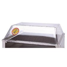 APW Wyott SG-20 Full Cover Sneeze Guard f/ HRS-20 Hot Dog Roller Grill