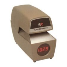 A.B.S. Money Systems ARL-E Rapidprint Time Stamp With LED Clock