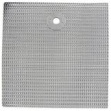 Permafil 317502-OFFST Alum. 13 x 13 Baffle Insert With 7/8 Offset Hole
