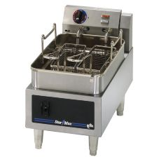 Star® 515EF Star-Max® Counter Electric 15 lb. Single Pot Fryer