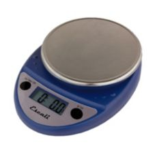 Escali® Primo Royal Blue 11 lb Portable Digital Scale