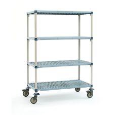 """Metro® Q436EG3 MetroMax Q® 21 x 36 x 63"""" Mobile Shelving Unit"""