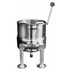 Groen™ TDC/3-20 Direct Steam Tabletop 20-Qt 2/3 Jacketed Kettle