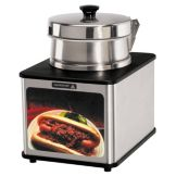 Server Products 86580 FS-4SS Supreme™ 4 Qt. Food Server