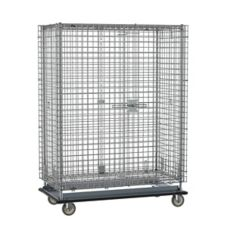 "Metro® SEC55LC Heavy-Duty 28-1/16"" x 50-1/2"" Mobile Storage Unit"