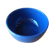 H.F. Coors Wildflower Blue 15 oz Bowl