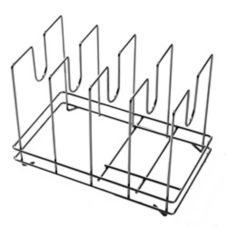 "American Metalcraft 18040 9"" X 14"" Pizza Screen Rack"