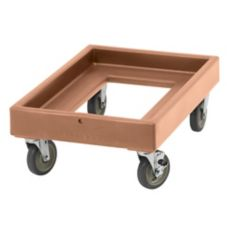 Cambro Coffee Beige Camdolly w/o Handle