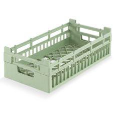 Vollrath® 5280211 Light Green Half Size Tall Open Rack