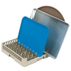 Vollrath® TR30 Traex® Open End Peg Plate Rack