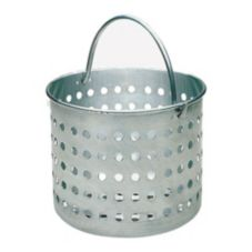 Vollrath 68290 Wear-Ever Aluminum Fryer Basket For 32 Qt Stock Pots