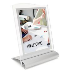 "VGS AE-ATC-S5 AeroLinea Sign Holder for 11"" x 8.5"" Insert"