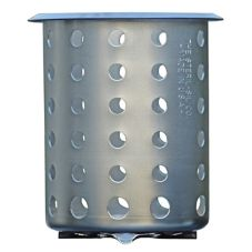 Steril-Sil S-500 Stainless Steel Silverware Cylinder