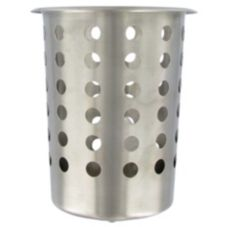 Adcraft® CYL-SS Stainless Steel Silverware Cylinder