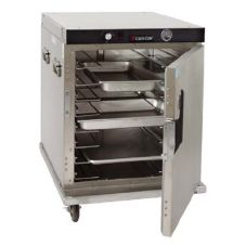 Cres Cor® Mobile Half-Height Heated Cabinet w/ Universal Slides