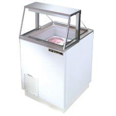 True® TDC-27 4.6 Cu Ft Dipping Cabinet Freezer