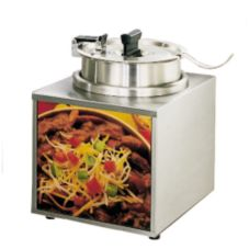 Star® 3WLA-4H Countertop 3.5 Qt. Lighted Warmer with Hinged Cover