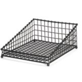 TableCraft GM1519 Grand Master Transformer® Black Metal Basket
