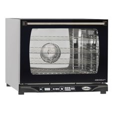 Cadco XAFT-130 Half-Size Convection Oven with No Humidity