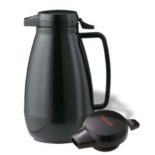 Service Ideas Thermo-Serv® 1 Liter Push Button Decaf Server