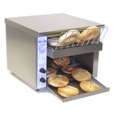 Belleco Food Equipment JT1-B Conveyor Pizza Toast / Bake Oven