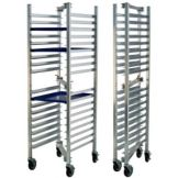 New Age Industrial 98678 Caterer's Folding Bun Pan Rack