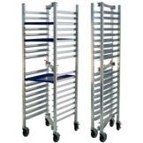 New Age Industrial 98678 Caterer's Folding Bun Pan Rack