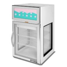 Beverage-Air CR5GE-1W-G Refrigerated Beverage / Packaged Food Display
