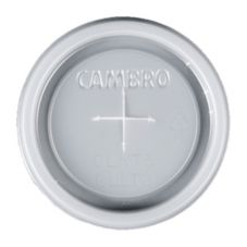 Cambro CLLT6190 Disposable Lid for Laguna Tumbler #LT6 - 1500 / CS