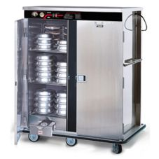 Food Warming Equipment E-1200-XXL E-Series 2 Door Banquet Cart