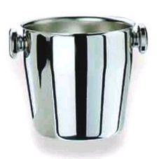 Mircenza Brushed Finish Ice Bucket with Knobs