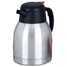 Regalware® KPW9100 S/S Double Wall Vacuum 1.5 Liter Thermal Carafe