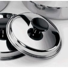Regalware® KB9C021 S/S Cover For 1 Qt Sauce Pan