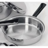"Regalware® KB2740 S/S Tri-Ply 10-1/2"" Fry Pan"