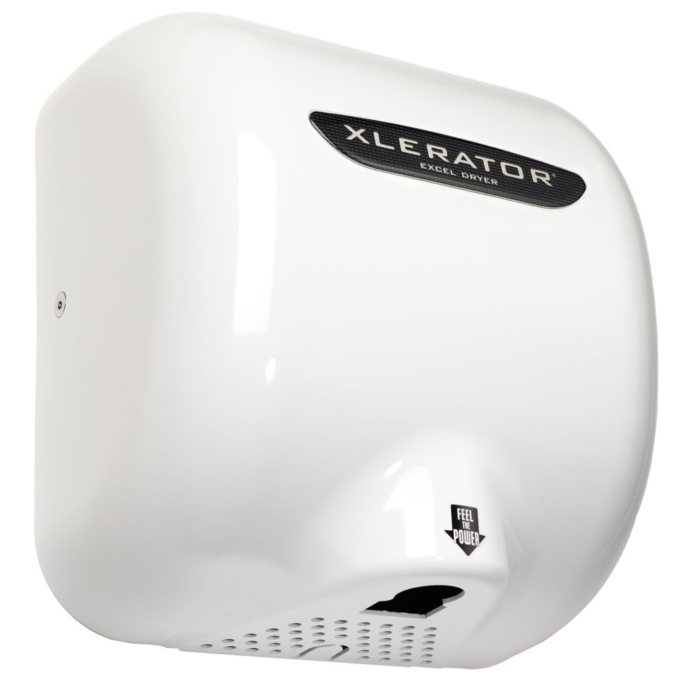 Excel Dryer White Xlerator Hand Dryer Model #XL-W, 110/120V, 12.5 AMP at Sears.com