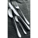 Mepra USA 10341105 Natura Stainless Steel Dessert Fork - Dozen