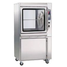 Hobart KA7E-1 Electric Self-Cleaning Rotisserie Oven