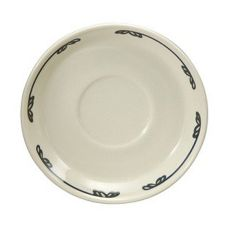 "Oneida® F1000062500 Autumn Orchard 5-5/8"" Saucer - 36 / CS"