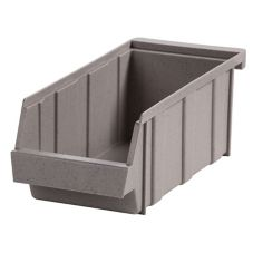 Cambro® 5412CBP480 Speckled Gray Bin for Versa Organizers
