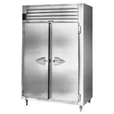 Traulsen RCV232WUT-HHS 2-Section Convertible Refrigerator / Freezer